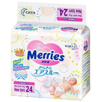 Подгузники  Merries Soon 62020401