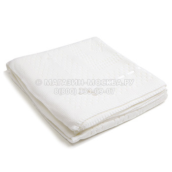 Одеяло  Диши  Диши вязаное