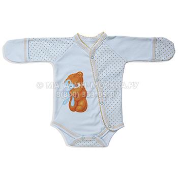 Боди  BabyGlory Лунтик Л-001