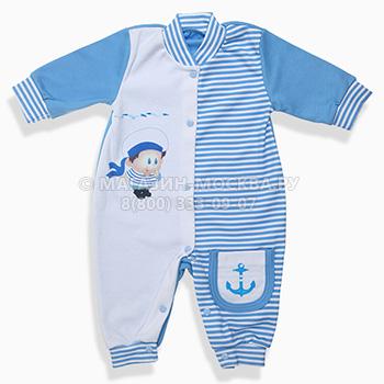 Комбинезон  BabyGlory Морячок М-005