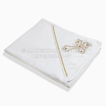Полотенце для крещения  Непоседа  крест. стр