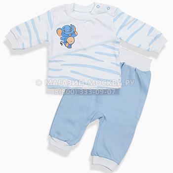 Пижама  BabyGlory Сафари А-007