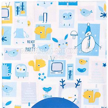 Пеленка  Daisy Мульт-гол Перк (75х120) 7600106