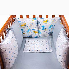 Бампер в кроватку 1650 руб      , magazin-moskva.ru, магазин москва