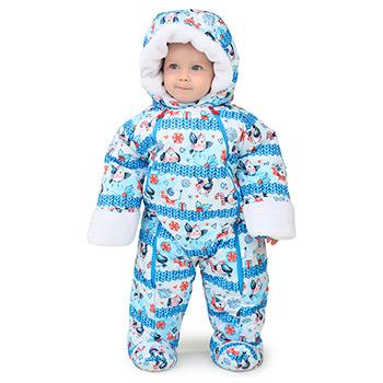 Комбинезон  BabyGlory SnowBall К-036