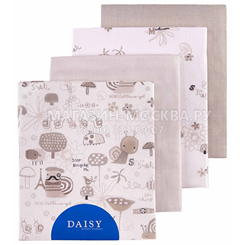 Пеленка  Daisy Улитки 7804109