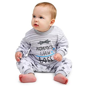 Пижама  BabyGlory Little Boss LBB006