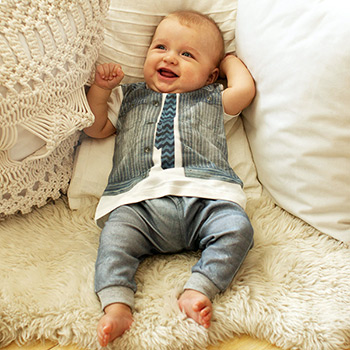 Комплект  Папитто Fashion Jeans 513-04