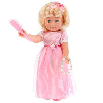 Кукла  Карапуз  POLI-08-B-RU