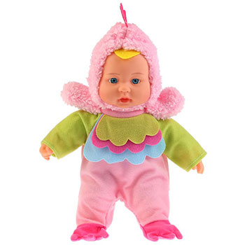 Кукла  Карапуз  HDL1469-1-RU