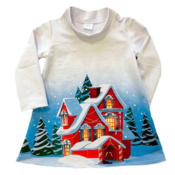 Платье  Дашенька Новый Год 1582/001